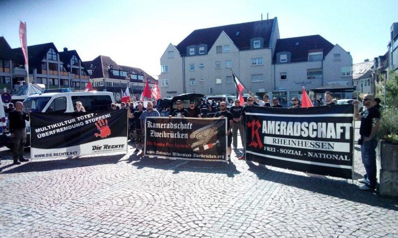 Alzey 2.0: Erfolgreiche Demonstration gegen Polizeiwillkür