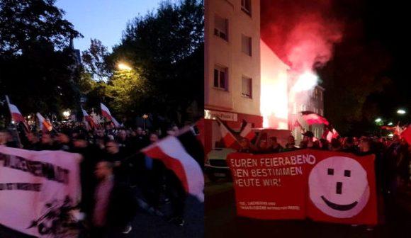Deutliches Zeichen gegen Polizeiwillkür: Sieg im Rechtskampf und stabile Demos in Dortmund-Dorstfeld + Marten!