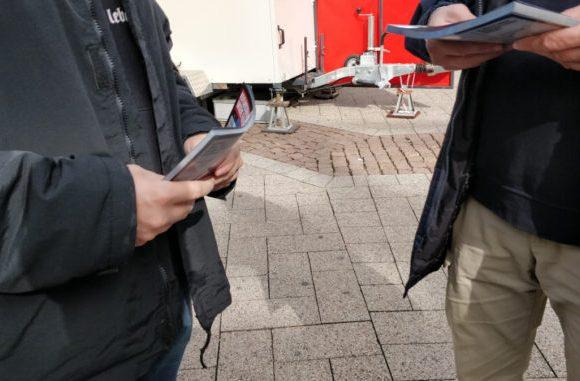 Aktionstag in Wuppertal am 3. Oktober