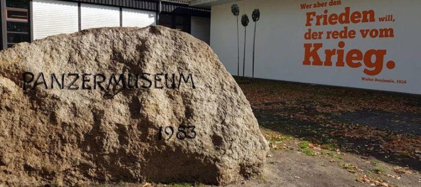 KV Rhein-Erft: Ausflug zum Panzermuseum Munster und zum Kaiser-Wilhelm-Denkmal