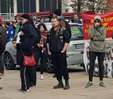 """Bremerhaven: Erneuter Besuch beim """"Aktionsbündnis gegen Rechts"""""""