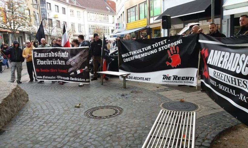 Die Straße frei: Bericht zur Demonstration in Kaiserslautern