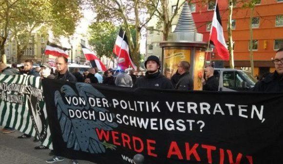 3. Oktober in Dortmund: Kundgebungen durchgesetzt, Polizei überfordert, Schikanen gegen Aktivsten