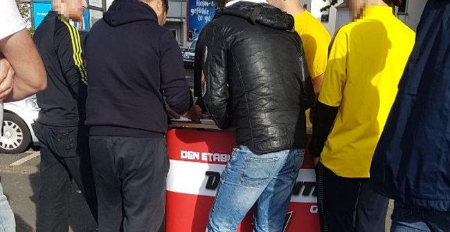 Erneuter Infostand in Dortmund-Westerfilde durchgeführt