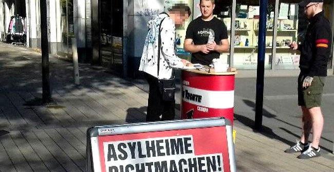 Dortmund: Weitere Infostände in Mengede und Westerfilde durchgeführt