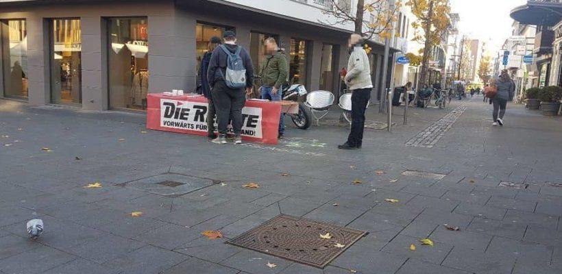 Bericht zur Mahnwache in Mönchengladbach