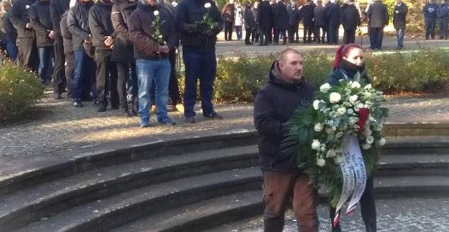 Volkstrauertag: Nationalisten trotzen politischer Hetze bei zentraler Gedenkveranstaltung in Dortmund