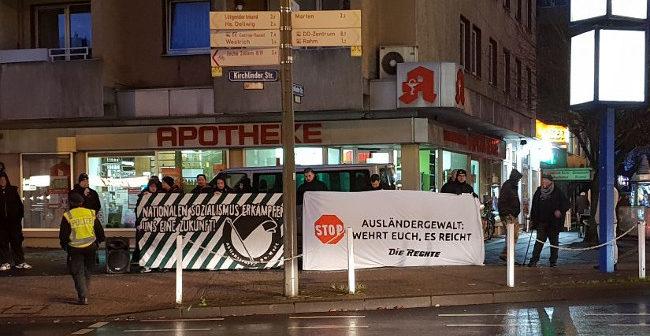 Aktionstag gegen Ausländergewalt im Dortmunder Westen durchgeführt!