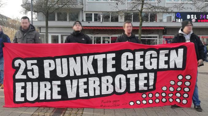 Heiligabend-Demo 2018 – erfolgreiche Lehrstunde für die Wuppertaler Polizei