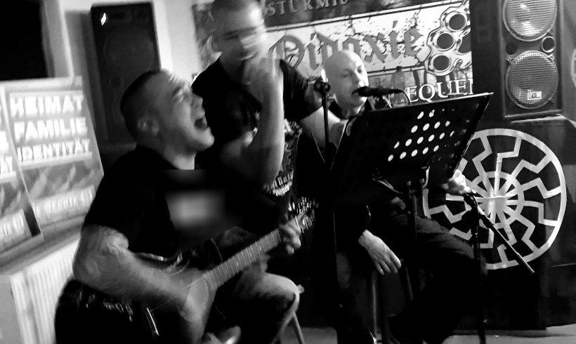 Karlsruhe: Erfolgreicher Balladenabend mit Oidoxie und Blindfolded
