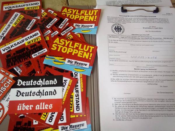 DIE RECHTE weiter aktiv für Bremerhaven!