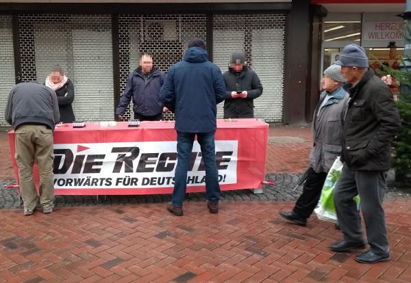 Weitere Infostände in Duisburg durchgeführt!
