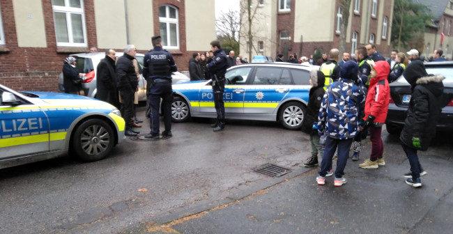Polizeieinsatz in Dortmund-Nette: Türkische Hochzeit eskaliert