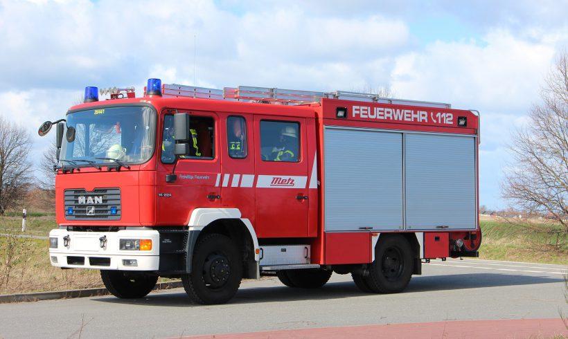 Freiwillige Feuerwehr in Wolfenbüttel angegriffen!