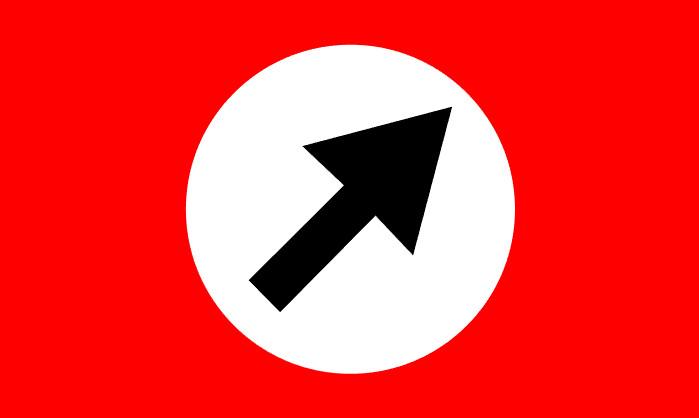 Neue Parteifahne mit Logo erhältlich