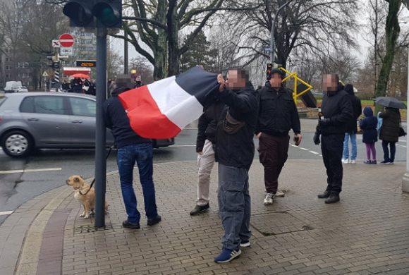 27. Januar: Polizeipressionen bei Gutmenschenveranstaltung in Dorstfeld