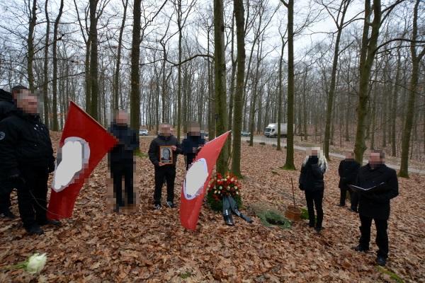 Verstorbener Schatzmeister Wolfgang Mond würdevoll beigesetzt!