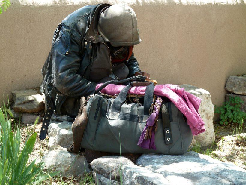 Während Asylanten Luxuswohnungen gebaut werden: Obdachloser in Hannover erfroren