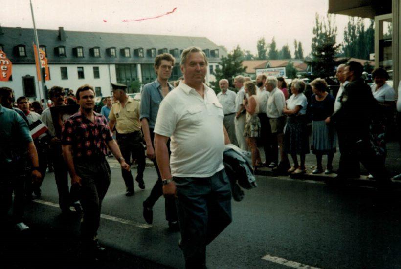 Zum 90. Geburtstag von Friedhelm Busse