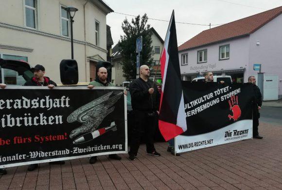 Tour der Gerechtigkeit 2019 erfolgreich durchgeführt – Rheinhessen bleibt deutsch!