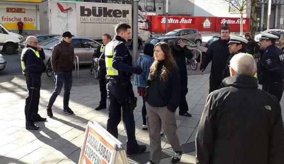 Dortmund: Von Passanten, Platzverweisen und politisch motivierter Berichterstattung der Polizei