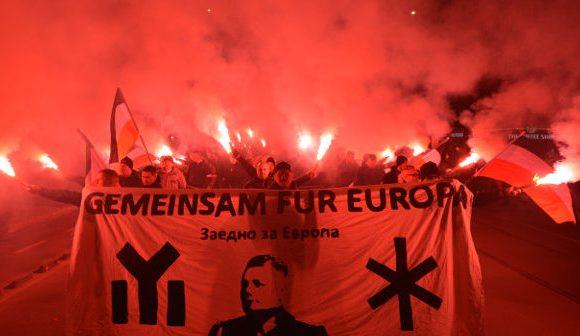 Gemeinsam für Europa: 60 deutsche Aktivisten zu Gast beim Lukovmarsch in Bulgarien!