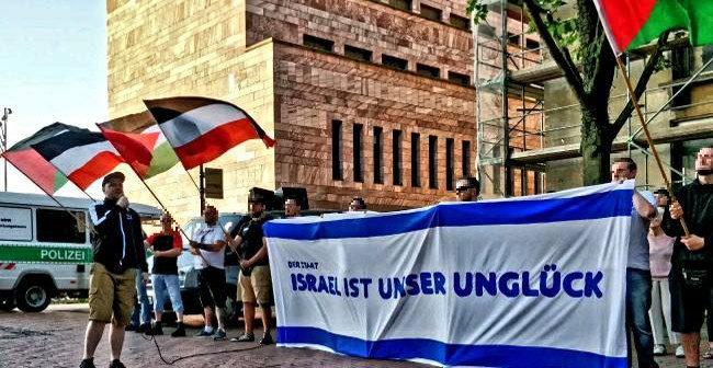 Nach Repressionen am 27. Januar in Dortmund: Verfahren eingestellt, Polizei muß Anti-Israel-Banner rausrücken!