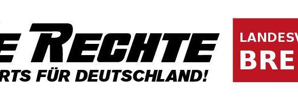 Bremerhaven: Plakatwahlkampf begonnen, massenhafte Verteilungen, neues Flugblatt!