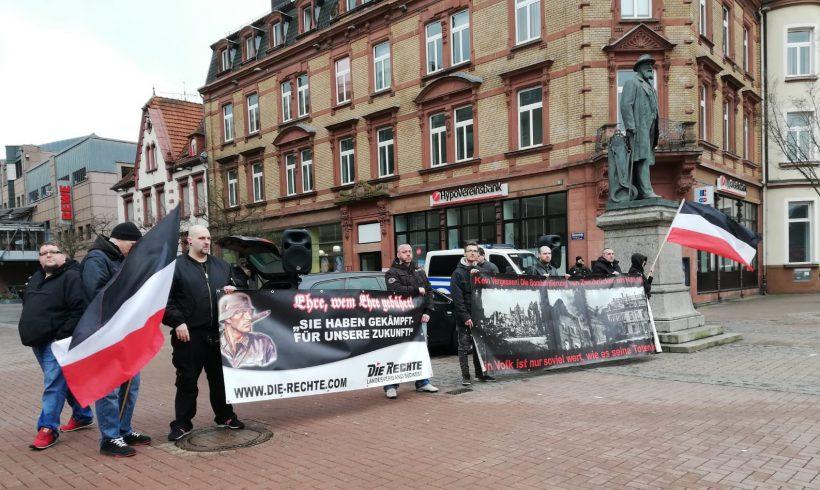 """Aktionsbericht zur """"Fahrt der Erinnerung"""" im Saar-Pfalz-Kreis"""