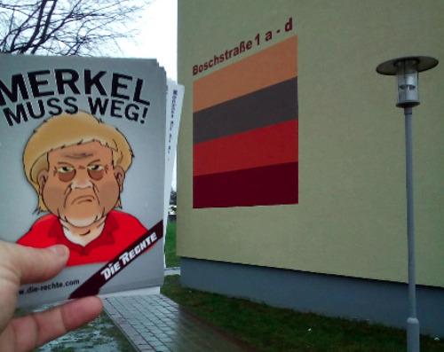 Bremerhaven: Weitere Flyeraktionen durchgeführt!