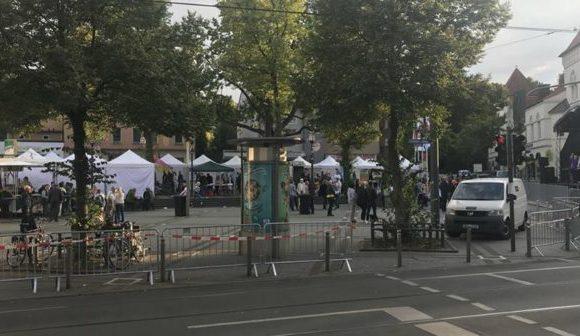 """""""Kinderspielplatz Wilhelmplatz"""" als Bollwerk gegen Neonazis? Wie die Phantasie mit einem CDU-Abgeordneten durchging"""
