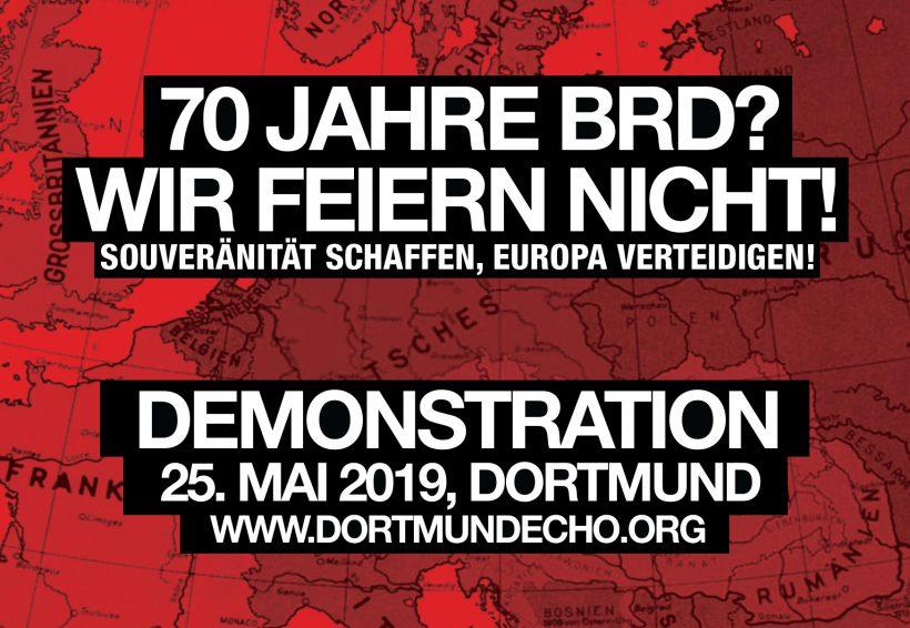Wahlkampfabschluß in Dortmund: Live-Berichterstattung zur Demo!