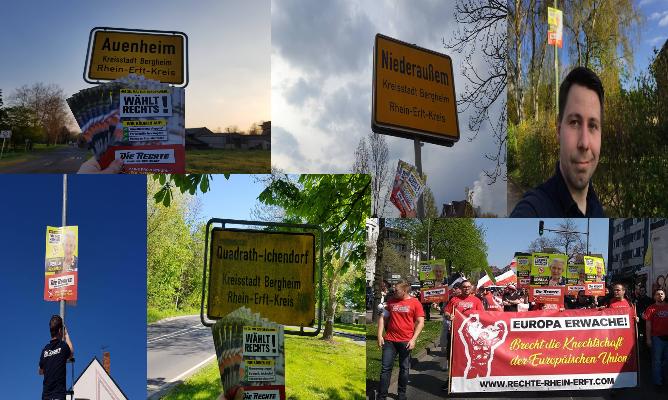 KV Rhein-Erft: Aktionsbericht zur 3. Wahlkampf-Woche