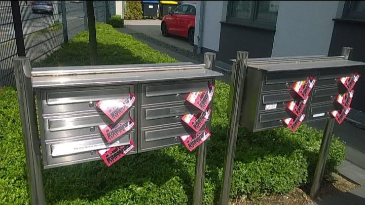 Duisburg: Die letzten Flugblätter für den 1. Mai wurden verteilt!