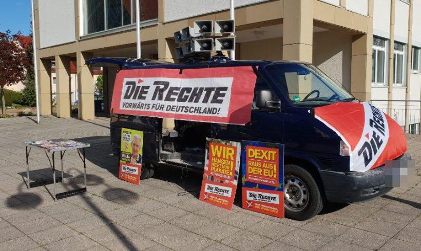 Baden-Württemberg: Wahlkampf in Sulzfeld, Eppingen und Zaisenhausen
