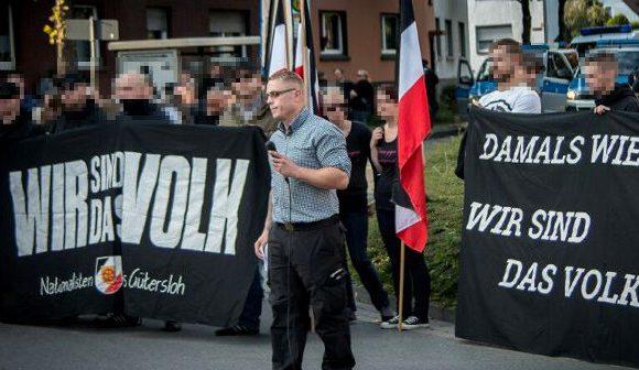 Christoph Drewer im Dortmunder Dissidenten-Prozeß erneut zu Haftstrafe verurteilt!