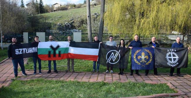 """Internationales Bündnis """"Festung Europa"""" unter Beteiligung der Partei DIE RECHTE gegründet!"""