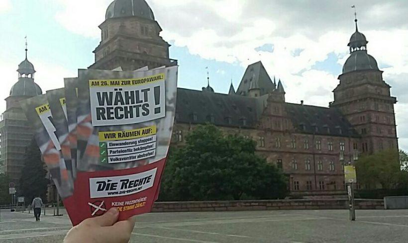 Wahlkampf-Aktivitäten auch in Alzey und Aschaffenburg