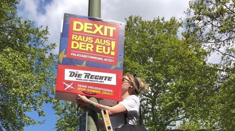 Duisburg: Schlußphase im Europawahlkampf eingeleitet