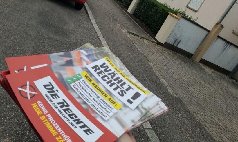 Wahlkampf in Ubstadt-Weiher
