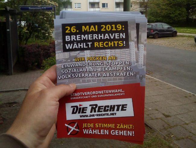 Bremerhaven: Volle Kraft voraus im Wahlkampfendspurt!