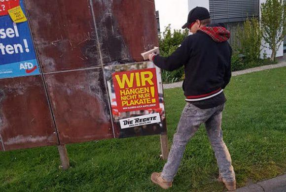 Wahlkampfaktionen auch in Grimmen, Minden, Remscheid, Ingelheim und dem Marburger Land!
