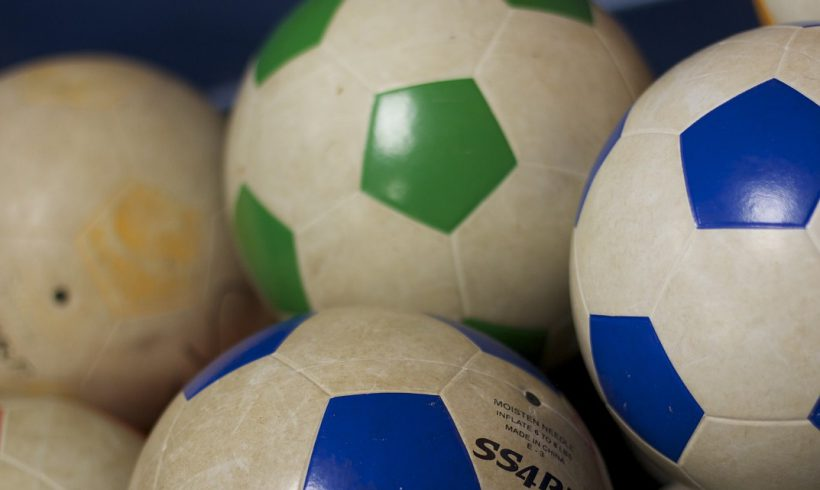 Gewalt beim Hallenfußball in Bielefeld