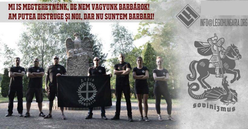 Rumänische Chauvinisten schänden Soldatenfriedhof der beiden Weltkriege – Pressemitteilung der Legion Hungary
