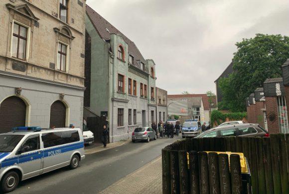 Wegen Bild im Internet: Erneute Hausdurchsuchung gegen Nationalisten in der Emscherstraße 2