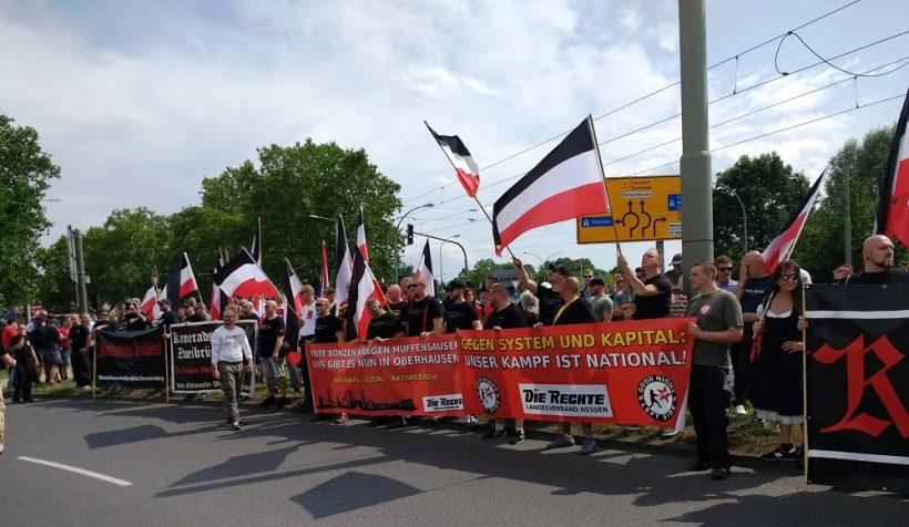 Kassel: Weiterer Demonstrationsbericht eines Teilnehmers