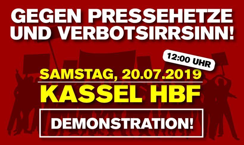 Kassel: Verwaltungsgerichtshof erlaubt Demo endgültig – Alle aktuellen Infos im Überblick!