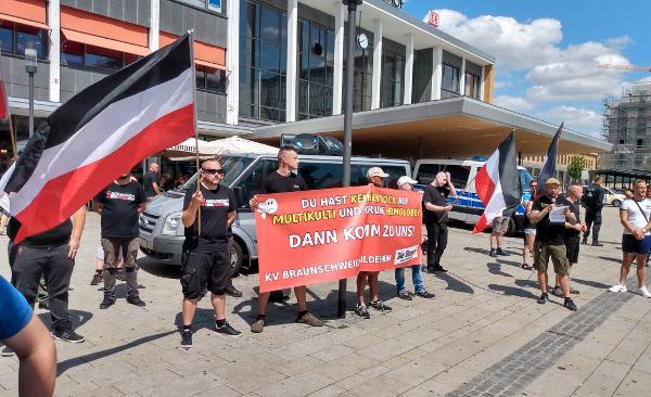 Hildesheim: Erfolgreiche Kundgebung mit anschließender Kreisverbandsgründung!