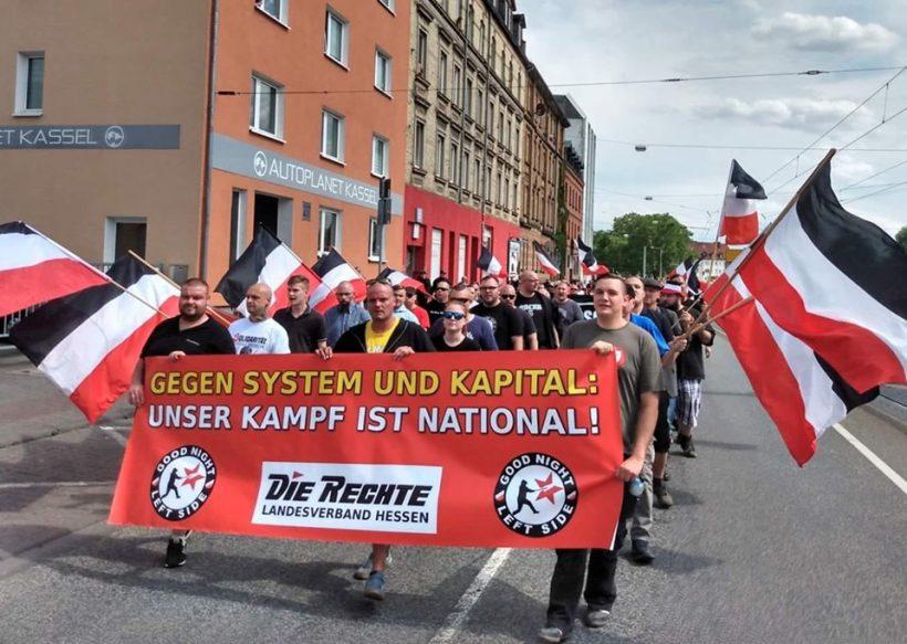 Kassel: Demonstration gegen Pressehetze und Verbotsphantasien durchgesetzt!