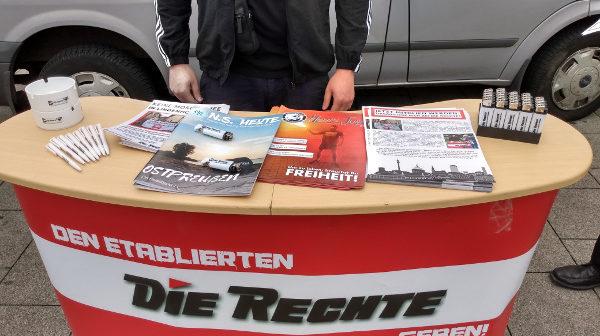 """Keine """"Sommerpause"""": Infostand in Dortmund-Eving durchgeführt"""